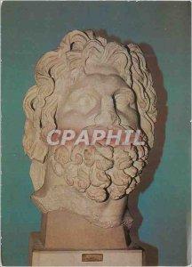 Postcard Modern Siracusa Mueso Archeologico Nazionale - Testa di Zeus