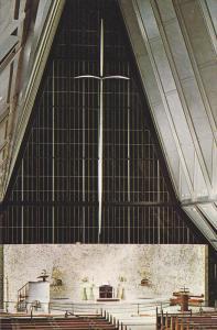 Protestant Chapel, U. S. Air Force Academy, Colorado Springs, Colorado, 1940-...