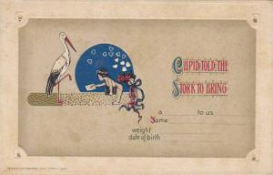 Storks With Cupid