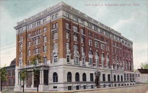 New Y M C A Building Dayton Ohio