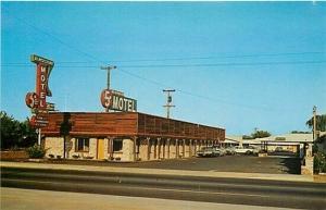 CA, Fresno,  California, Blackstone Motel, Dexter No. 36234