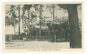 Town Hall, Noumea, New Caledonia, 20-30s