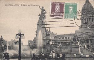 Buneos Aires , Argentina , PU-1929 ; Palacio del Congreso