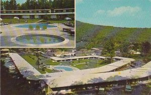 North Carolina Asheville Howard Johnsons Motor Lodge And Restaurant With Pool