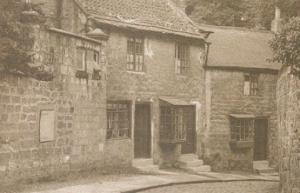 Knaresborough Yorkshire Parsonage 1924 View Large Postcard