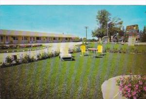 Canada Ontario KItchener Centre Villa Motel 1961