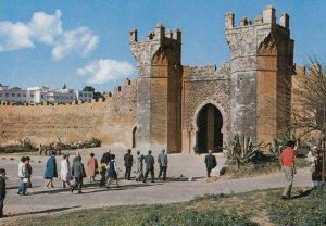 RABAT , Morocco , 1950-70s ; Bab Chellah