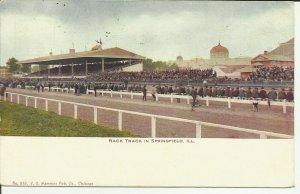 Springfield, ILL., Race Track Illinois