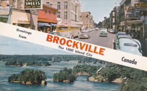 BROCKVILLE , Ontario , Canada , 50-60s