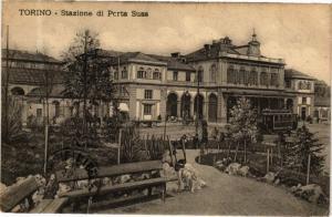 ITALY PC Torino Stazione di Porta Susa (a51)