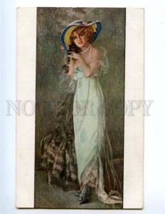 137844 Arlette DORGERE French DANCER Terrier AUFRAY-GENESTOUX