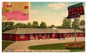 Alabama   Birmingham  , Buchmann Motor Lodge