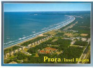 Germany, Prora, Insel Rügen 1997 used Postcard