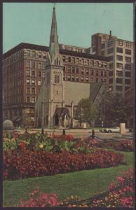Christ Church,Episcopal,Indianapolis,IN Postcard BIN