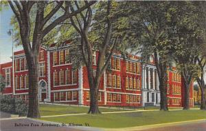 6812 VT  St. Albans    Bellows Free Academy