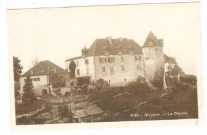 RP, Le Chateau, Gruyeres, Fribourg, Switzerland, 1920-1940s
