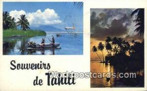 Tahiti French Polynesia  Tahiti