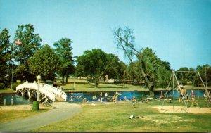 Maryland Salisbury Municipal Park Children's Playground