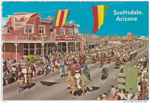 Rodeo Parade, SCOTTSDALE, Arizona, 50-70´s