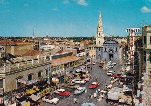 MARACAIBO, Edo Zulia, Venezuela, PU-1977; Plaza Baralt, Trajes Tortolero