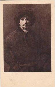 Rembrandt Portarit Of Himself