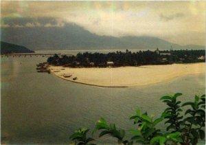 CPM AK Hué- Une vue du Tombeau d'une Déesse. VIETNAM-Indochine (716578)