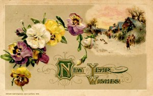 Greeting - New Year           (Winsch)
