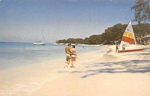 Paradise Beach Barbados West Indies Unused