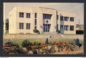 Nanaimo B.C. - City Hall 1970s