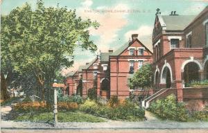 Charleston SC~Steamship Magnate Romanesque Enston Home on King St 1911 PC