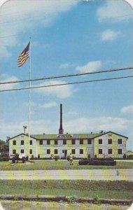 Arkansas Fort Smith Headquarters