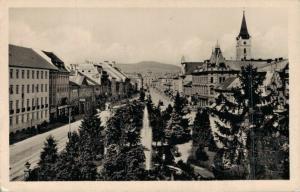 Czech Republic Kosice Stefanikova ulica 02.87