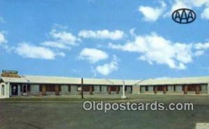 Little Piney Motor Inn, Rolla, MO, USA Motel Hotel Postcard Post Card Old Vin...
