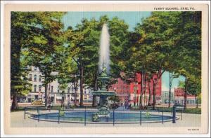 Perry Square, Erie PA