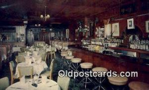 Sevilla Restaurant, New York City, NYC Postcard Post Card USA Old Vintage Ant...