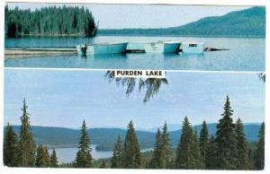 Purden Lake Resort , PRINCE GEORGE , B.C. , Canada , 40-60s