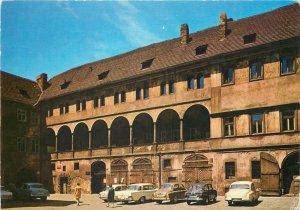 Postcard Europe Czech Republic Praha building