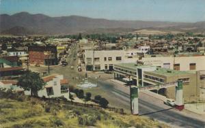 Main Street, Calle Principal, Hotel, Ensenada, Baja California, 1940-1950s