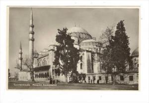 RP, Mosquee Souleymanie, Constantinople, Turkey, 1920-1940s