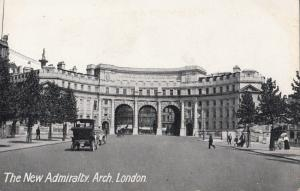 THE NEW ADMIRALTY ARCH LONDON