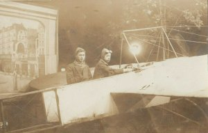 RP: Early Mono-Wing Airplane , 1900-10s ; #2
