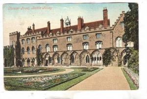 Cloister Front, Battle Abbey, Sussex, England, UK, 1900-1910s