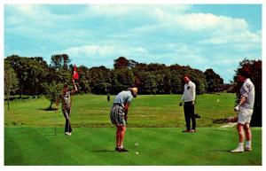 Connecticut Moodus , Golf Course Banner Lodge