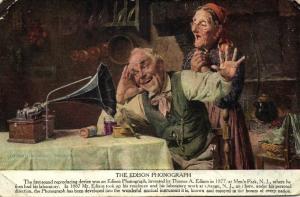 The Edison Phonograph (1905) National Phonograph Company