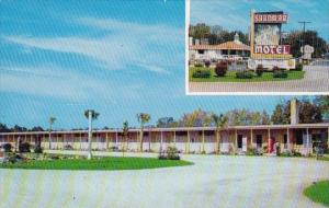North Carolina Rockingham Sandman Motel