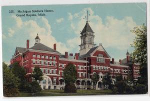 Soldiers Home, Grand Rapids MI