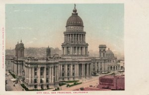 SAN FRANCISCO , California , 1901-07 ; City Hall