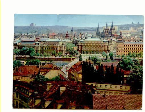 Old Town Towers, Praha, Czech Republic
