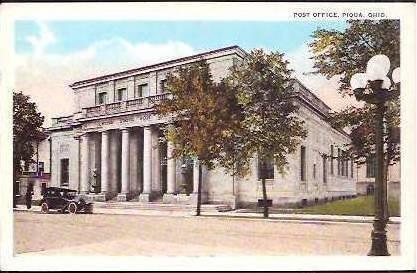 OH Piqua Post Office