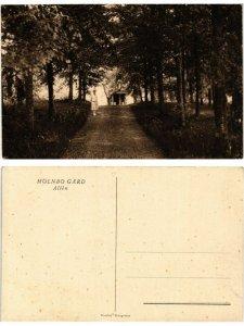 CPA AK Mölnbo gard, Allen. SWEDEN (416504)
